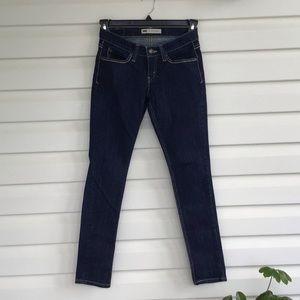 Levi's 524 Too Super Low Jeans 3 skinny